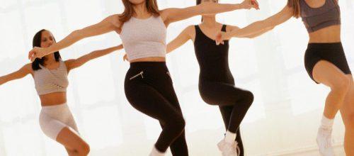 Body con/Aerobics